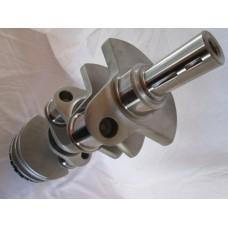 "TMS/RPM 4340 Forged Crankshaft 4.000"" Stroke"