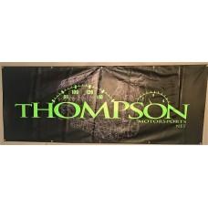 Thompson Motorsports Shop Banner