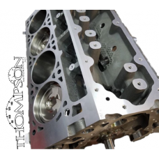LT1 All Forged 376/416CI Short Block Compstar Crank