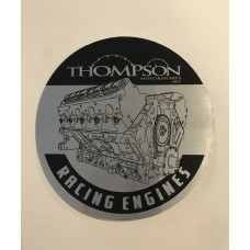 """TMS 4"""" Decal"""