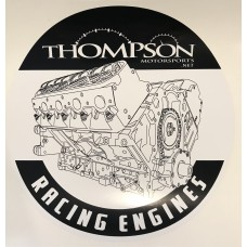 """TMS 6"""" Decal"""
