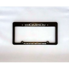 TMS License Plate Cover