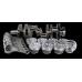 "Callies Compstar CCW 4.000"" Rotating Assembly"