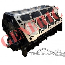 Forged Piston & Rod LT1 Aluminum Short Block
